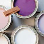 Интерьерные краски и лаки